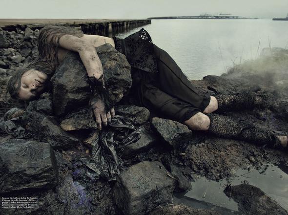 Изображение 19. Belle Vere by Steven Meisel.. Изображение № 19.