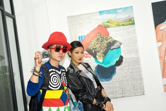 POW WOW Art Event в Гонконге. Изображение № 8.