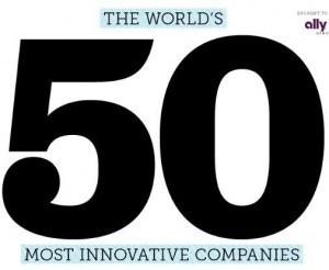 Изображение 1. Facebook и Twitter: из тройки самых инновационных компаний мира.. Изображение № 1.