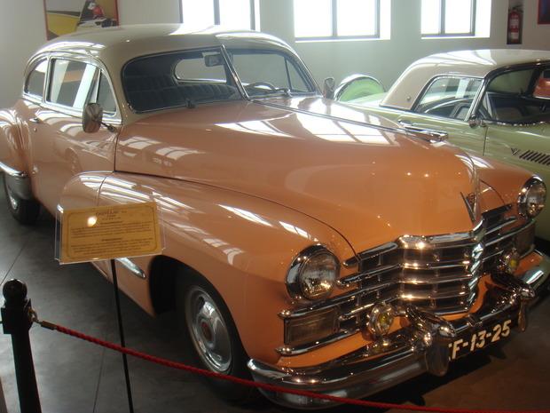 Испанский музей ретро-автомобилей. Изображение № 17.