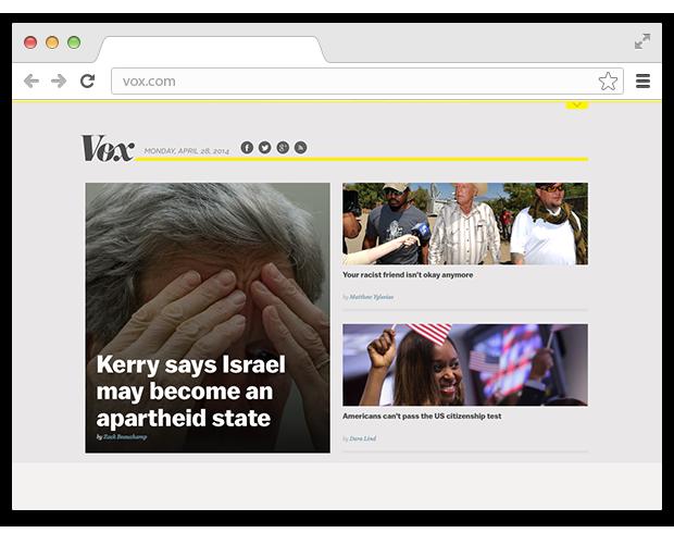Сайты для тех, кто запутался в новостях . Изображение № 6.