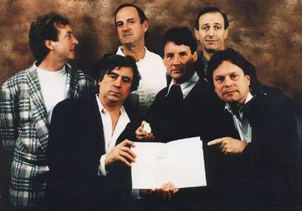 Monty Python наYouTube. Изображение № 1.