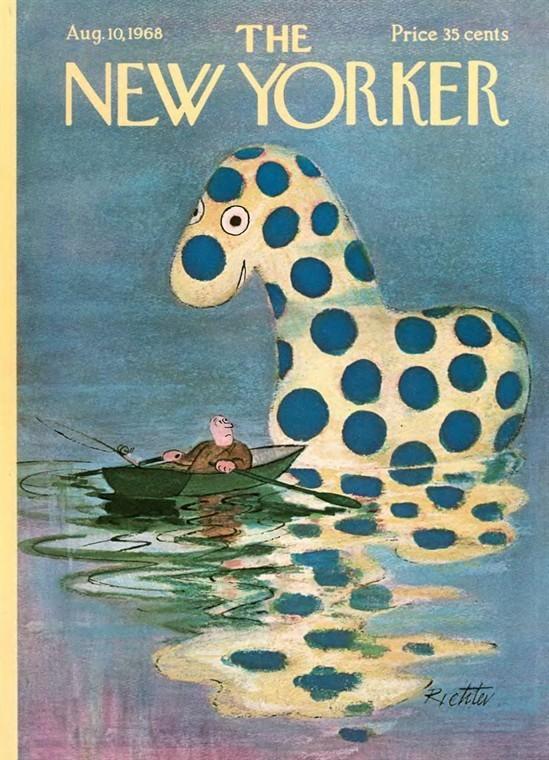 Обложки TheNew Yorker. Изображение № 44.