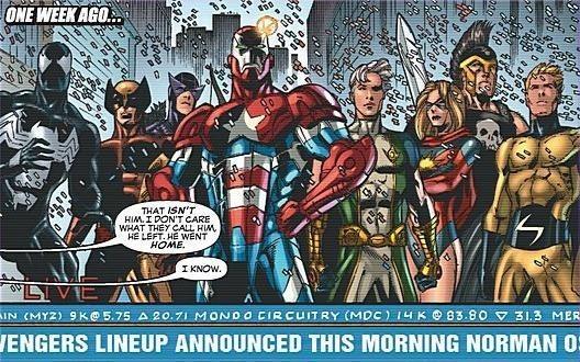 Marvel Universe на большом экране. Изображение № 3.