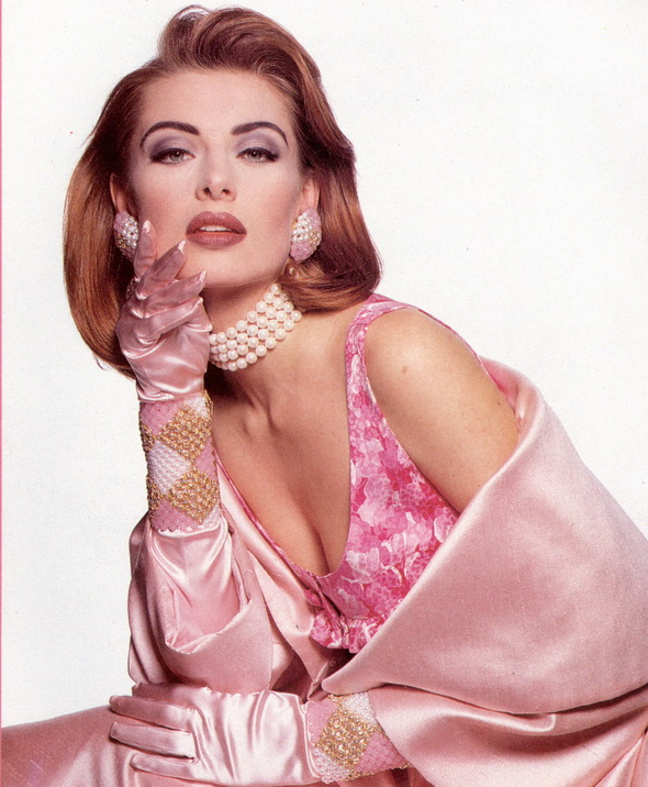 Русская модель 90-х Людмила Исаева. Изображение № 6.