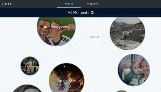 Twitter назвал главные хэштеги 2014 года. Изображение № 1.