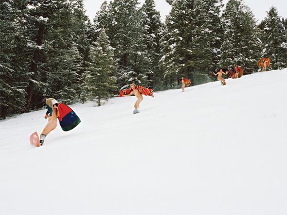 9 атмосферных фотоальбомов о зиме. Изображение № 54.