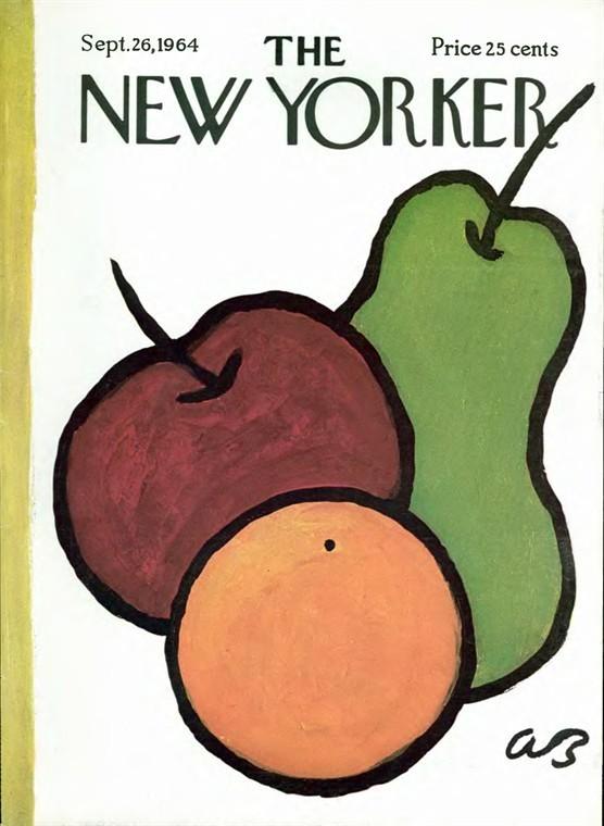 Обложки TheNew Yorker. Изображение № 40.