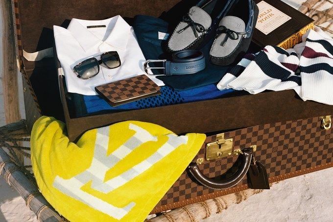 Вышли новые лукбуки Burberry, Fred Perry и Louis Vuitton. Изображение № 26.