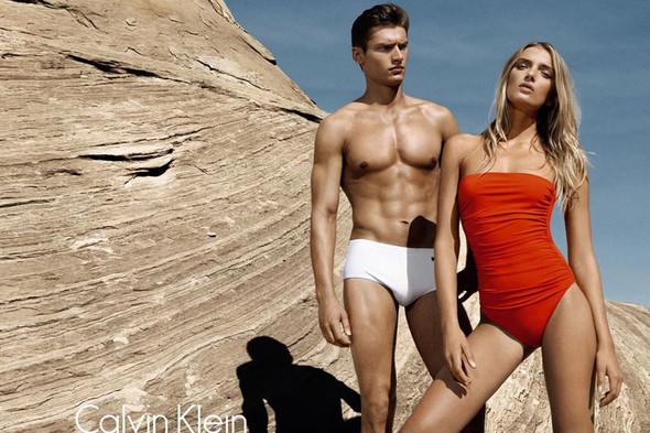 Кампания: Calvin Klein White Label SS 2012. Изображение № 6.