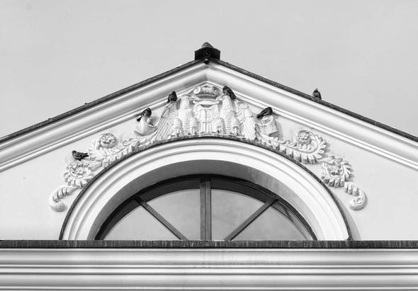 Из серии: Черно-белая Москва. Изображение № 1.