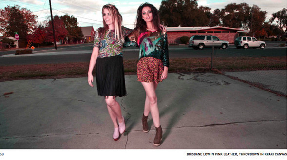 Лукбуки: Celine, Jeffrey Campbell и Nutsa Modebadze. Изображение № 57.