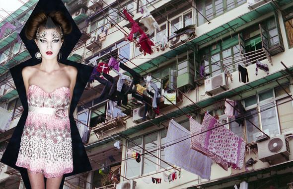 Fashion съемка одежды секонд - хенд. Изображение № 10.