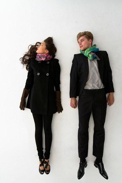 Изображение 6. Kenzo выпускают юбилейную коллекцию шарфов.. Изображение № 1.