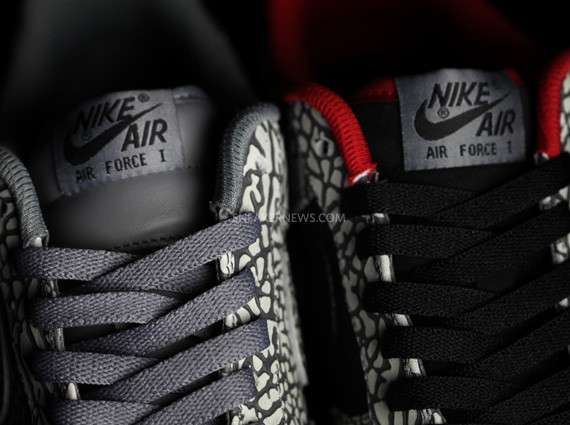 Nike Air Force 1 iD Elephant Print – Sneaker News Editions. Изображение № 13.