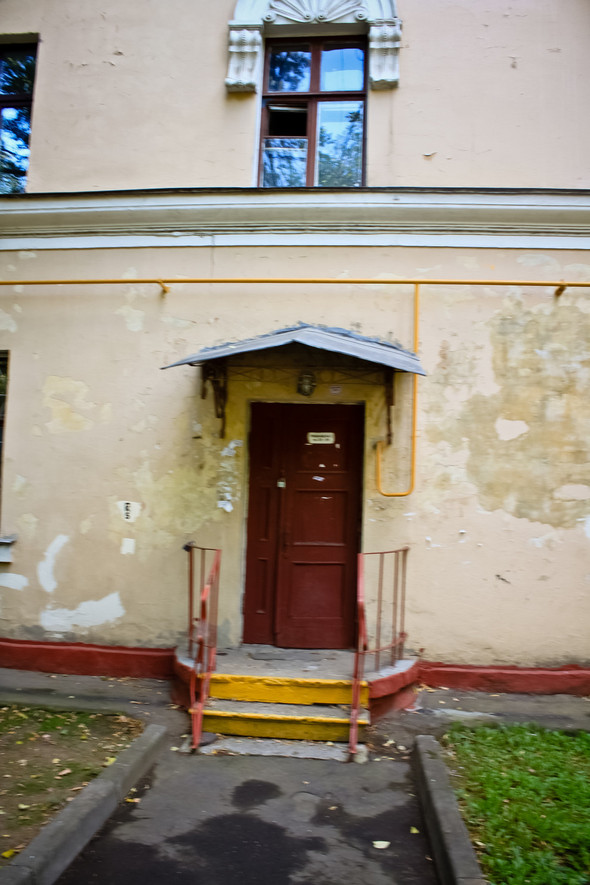 Дом вокруг четырех маршалов. Изображение № 15.