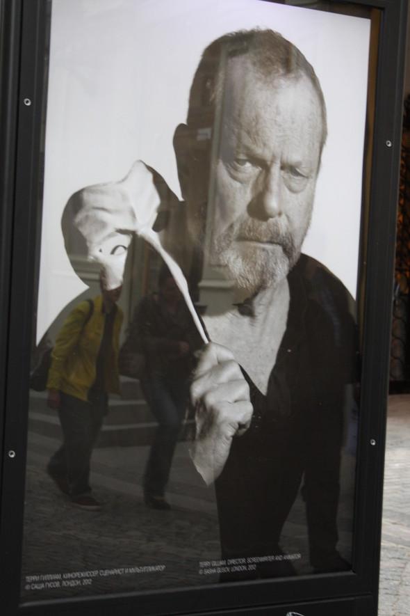 Открытие выставки Терри Гиллиама в Москве. Изображение № 2.