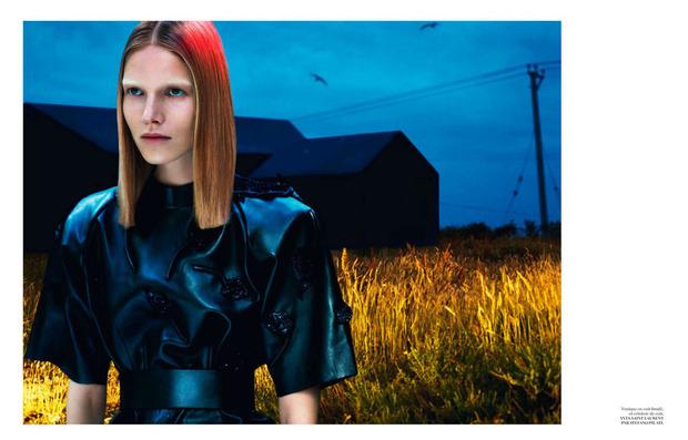 Новые съемки Dazed & Confused, Vogue, i-D и W Magazine. Изображение № 18.