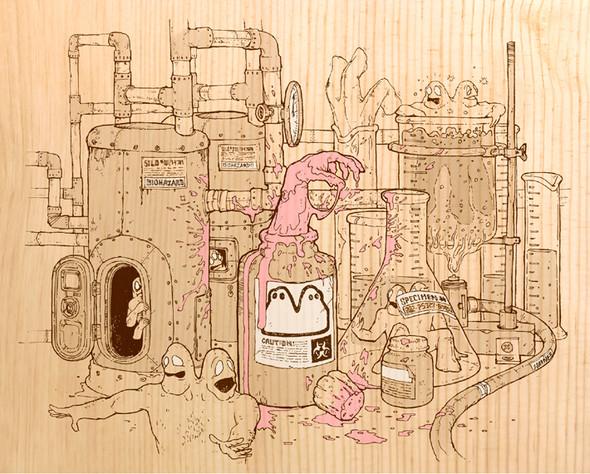 Изображение 11. Работы Nemo Design для Nike 6.0.. Изображение № 1.