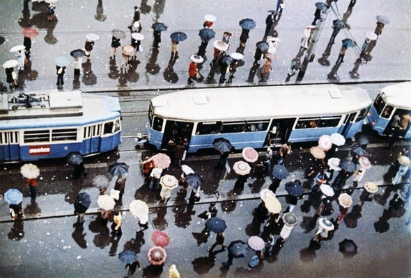 Дождь, 1960-е. Изображение № 222.
