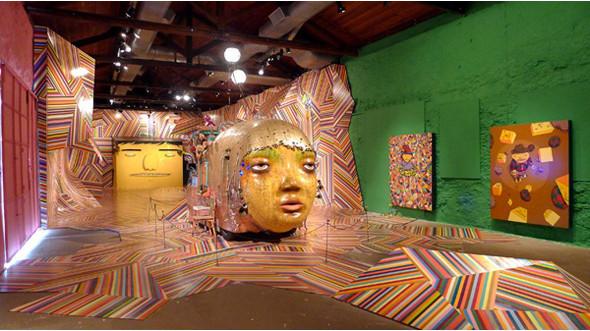 Дизайн-дайджест: Книга мифов о Бэнкси, выставка Ай Вэйвэя и арт-ярмарка FIAC в Париже. Изображение № 40.