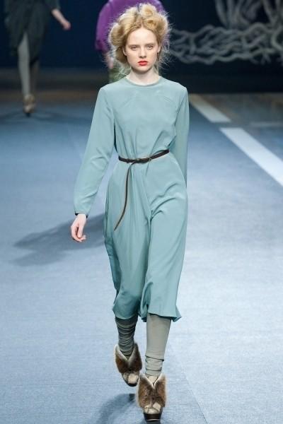 Volvo Fashion Week. День 3. Alena Akhmadullina FW 2011. Изображение № 12.