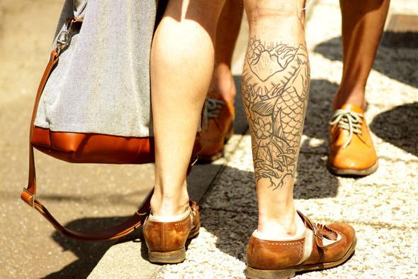Изображение 5. Milan Fashion Week в деталях: день 3.. Изображение № 3.