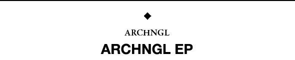 Премьера: Archngl «Archngl EP». Изображение № 3.