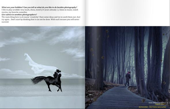 Журнал о фотографии Pattern Magazine. Изображение № 2.
