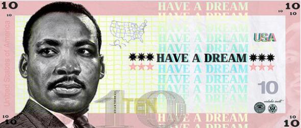 Как дать доллару вторую жизнь: Вашингтон и другие в новом дизайне. Изображение №10.