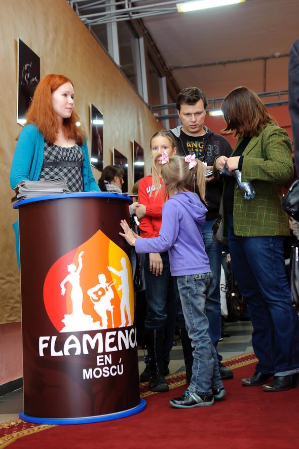 1-й Российский фестиваль фламенко. Изображение № 4.