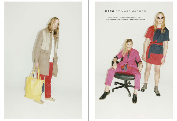 Кампания: Marc by Marc Jacobs SS 2012. Изображение № 2.