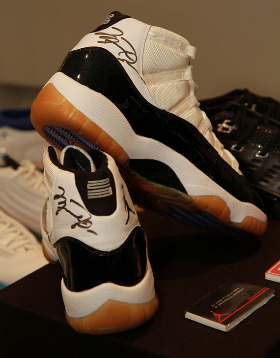 Air Jordan XI Samples & PEs @ K-PALS 2012. Изображение № 14.