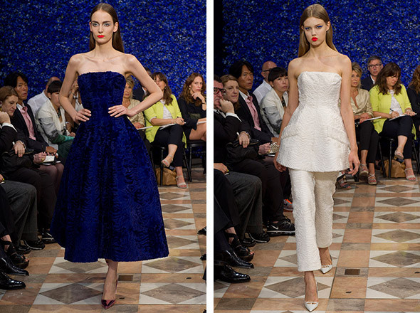 Кутюр в деталях: Первая коллекция Рафа Симонса для Dior. Изображение № 19.