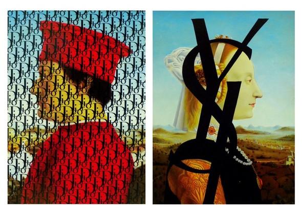 Искусство и мода. Изображение № 16.