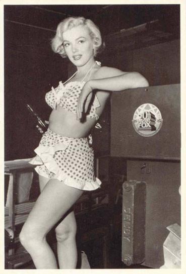 Изображение 24. Marilyn Monroe, pin-up girl.. Изображение № 40.