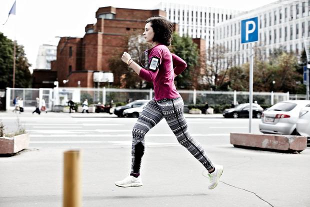 «WE RUN» art by Moskva River Runners. Изображение №13.