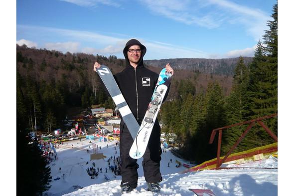 Чемпионат Европы по скибордингу, Румыния. Изображение № 16.