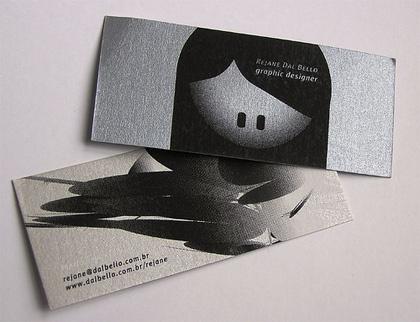 70 Нетривиальных визиток. Изображение № 13.