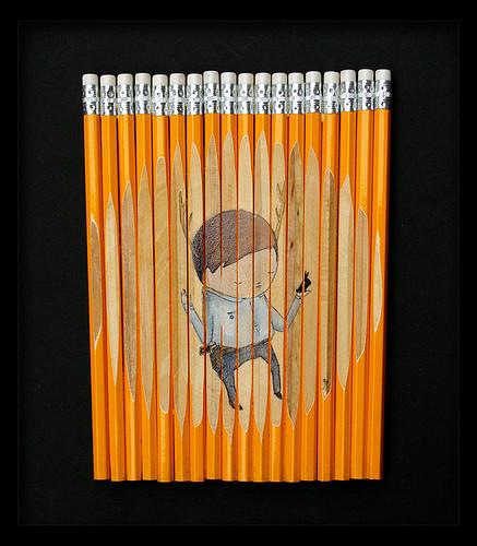 Pencil Sets. Изображение № 10.