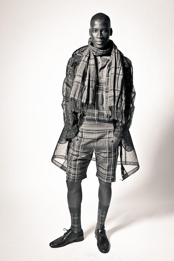 Лукбук: Jean Paul Gaultier SS 2012 Men's. Изображение № 27.