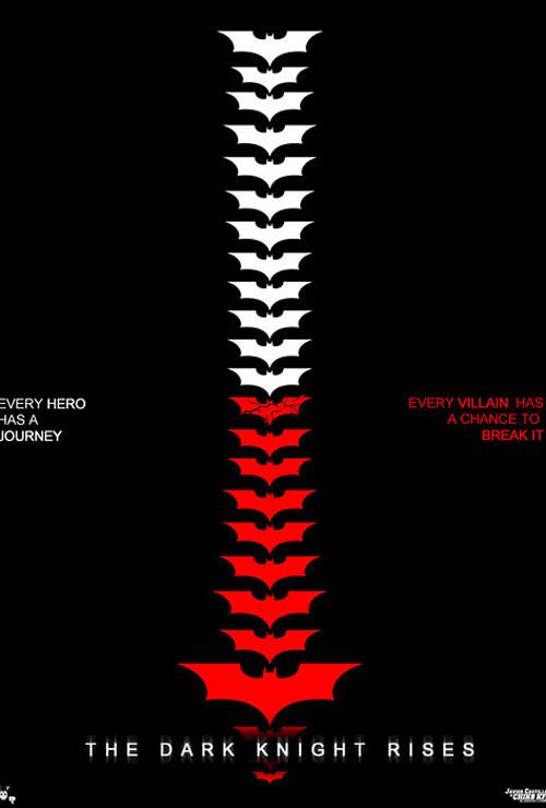 Фан-постеры «Темного рыцаря: Возрождение Легенды». Изображение № 9.