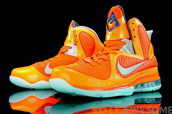NIKE LEBRON 9 'BIG BANG' (ALL STAR GAME). Изображение № 2.