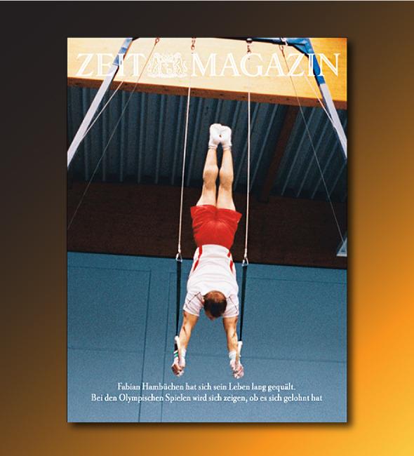 Олимпийские обложки недели: Инсталляции из красных автобусов и сотни открыток. Изображение № 9.