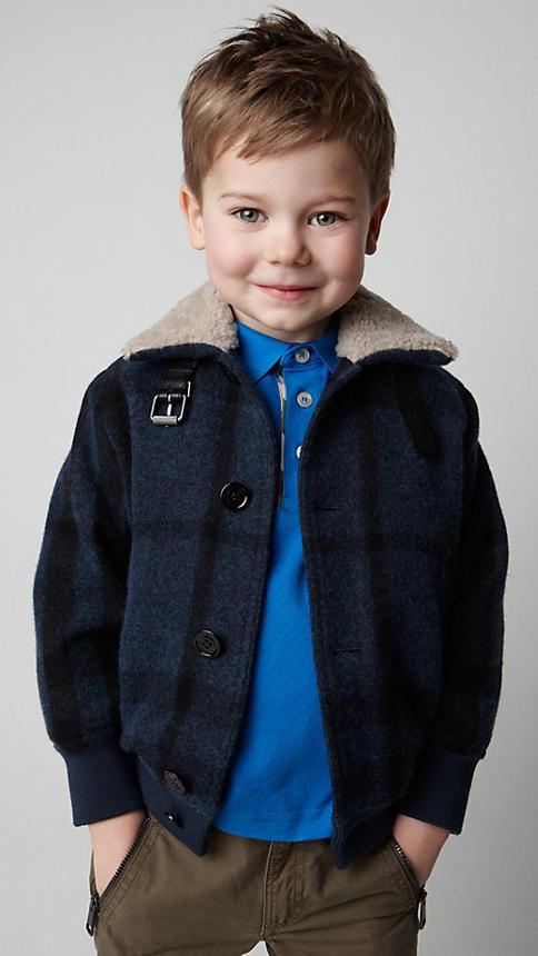 Все лучшее детям: лукбуки D&G, Gucci, John Galliano, Burberry. Изображение № 20.