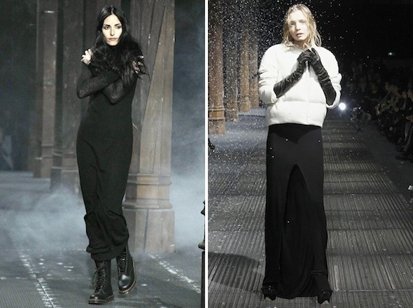 Изображение 3. Показы на Paris Fashion Week FW 2011: седьмой и восьмой дни.. Изображение № 18.