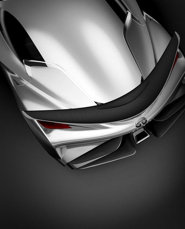 Концепт: суперкар Infiniti для игры Gran Turismo. Изображение № 14.