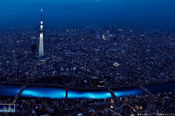 Огни большого города: 100 000 ламп-светлячков на фестивале Хотару. Изображение № 1.