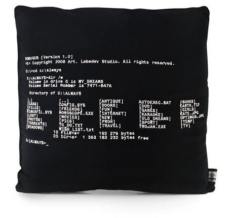Уникальные икреативные подушки. Изображение № 12.