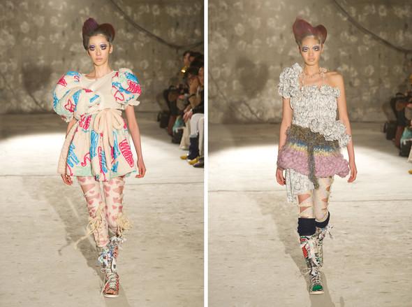 Japan Fashion Week AW 2010 - 2011. Изображение № 38.